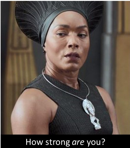 2020 as Grandmother Wisdom and Power